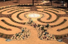 Rosicrucian Park Labyrinth Project