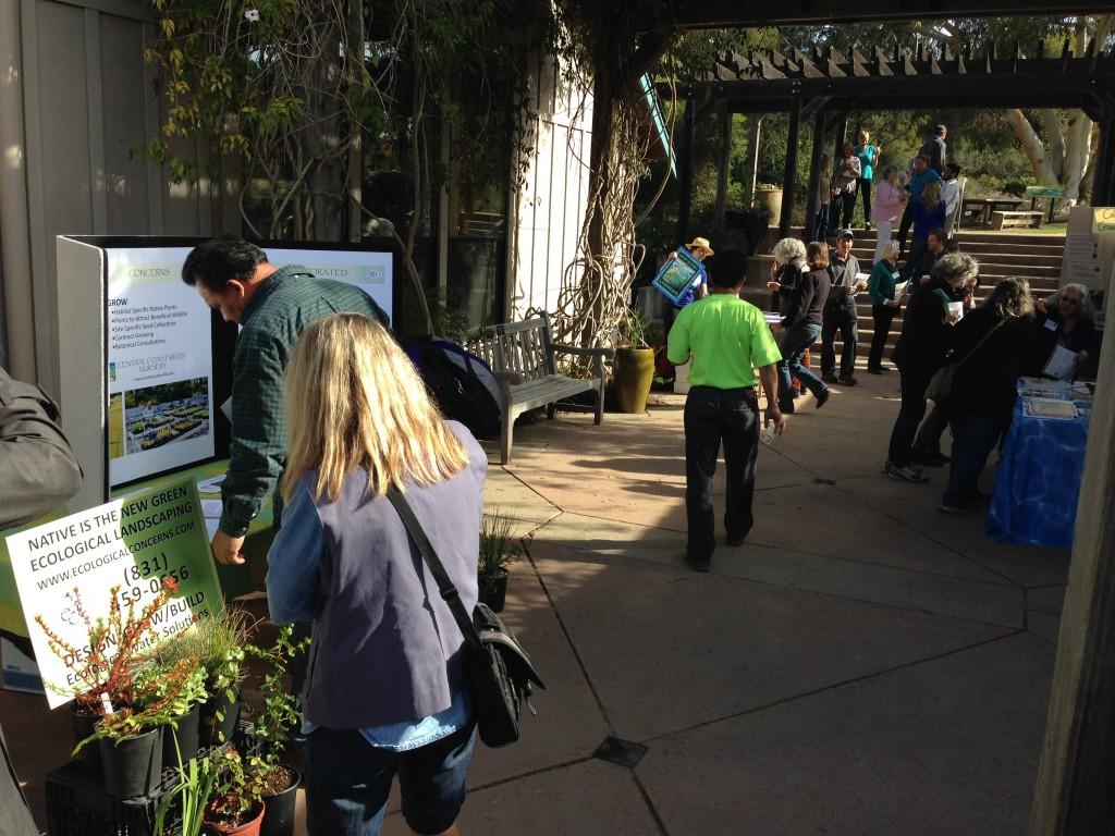 UCSC Arboretum, CNGA Workshop